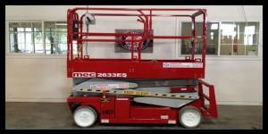 American Scissors Used Equipment | MEC 2633ES
