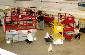 Building American Scissor Lift San Jose | Morgan Hill Office