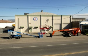 Facility American Scissor Lift San Jose   Morgan Hill Office
