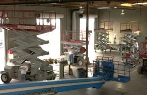 Building American Scissor Lift Stockton | Modesto Office