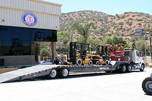 Delivery American Scissor Lift El Cajon