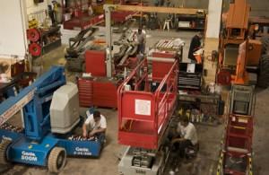 Equipment American Scissor Lift Sacramento | West Sacramento Office
