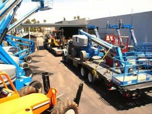Equipment American Scissor Lift San Diego | El Cajon
