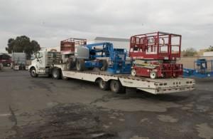 Truck American Scissor Lift Stockton | Modesto Office